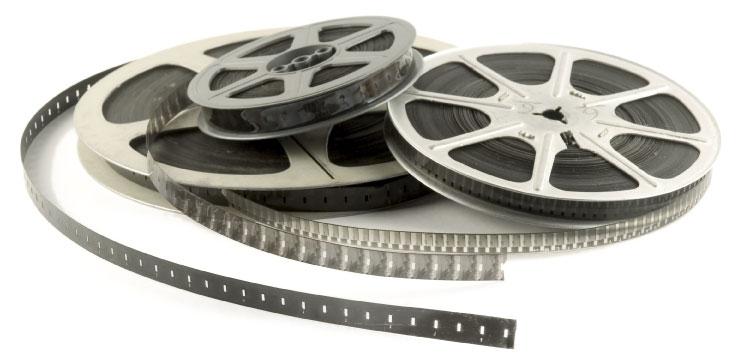 Bobine de films, et transfert vidéo en Haute Savoie