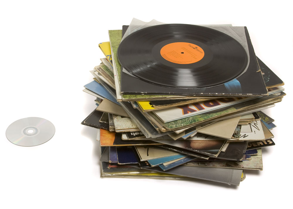 Transfert Vinyle et cd en Haute Savoie Chablais Vidéo